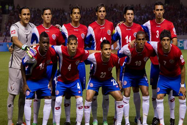 ทีมชาติคอสตาริกา