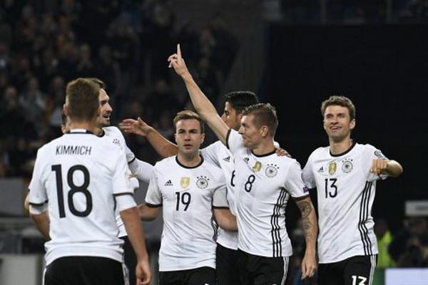 เยอรมัน เต็งหนึ่งบอลโลก 2018