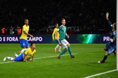 ทีมชาติเยอรมัน vs ทีมชาติบราซิล