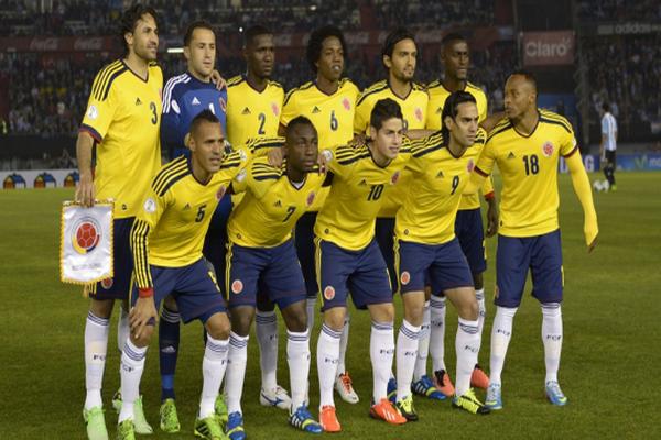 ทีมชาติโคลอมเบีย