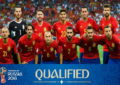 spain world cup 2018