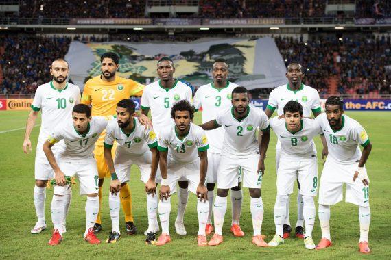 ทีมชาติซาอุดิอาระเบีย