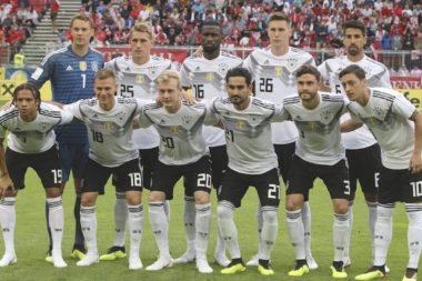 ทีมชาติเยอรมัน