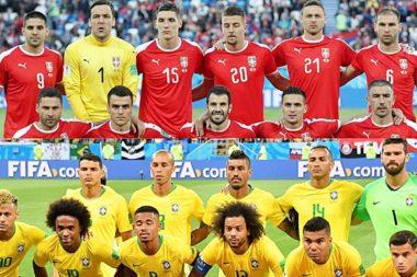บราซิล เซอร์เบีย