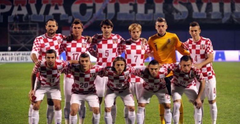 ทีมชาติโครเอเชีย