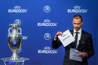 เจ้าภาพฟุตบอลยูโร 2024