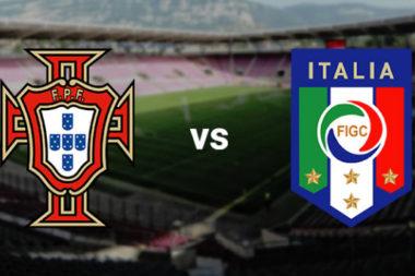 โปรตุเกส vs อิตาลี