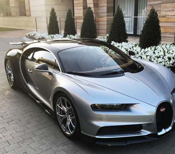 Bugatti hiron