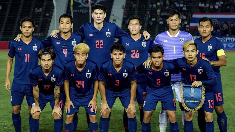ทีมชาติไทยชุดใหญ่