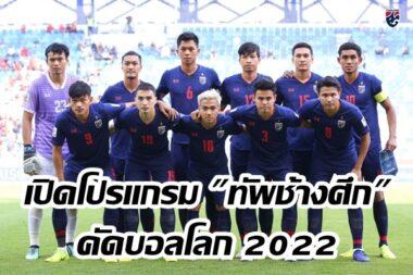 คัดบอลโลก 2022